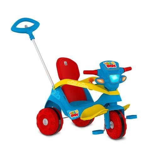 353-Mini-Veiculo-de-Passeio-com-Pedal-com-Acento-Reclinavel-Azul-Bandeirante-1