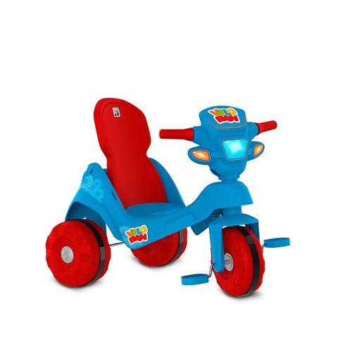 353-Mini-Veiculo-de-Passeio-com-Pedal-com-Acento-Reclinavel-Azul-Bandeirante-2