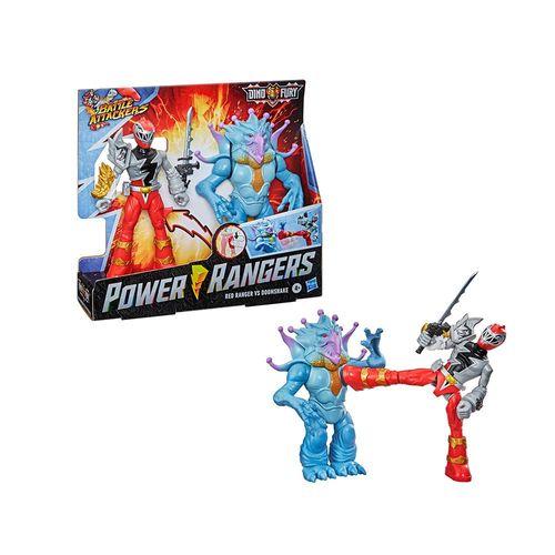 F1261-F3064-Conjunto-com-2-Figuras-de-Acao-Power-Rangers-Battle-Attackers-Dino-Fury-Ranger-Vermelho-e-Doomsnake-Hasbro-5