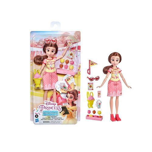 E8394-E8405-Boneca-Princesas-Bela-Comfy-Squad-Detona-Ralph-2-Sugar-Rush-Disney-Hasbro-11