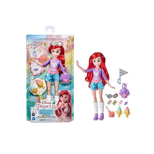 E8394-E8404-Boneca-Princesas-Ariel-Comfy-Squad-Detona-Ralph-2-Sugar-Rush-Disney-Hasbro-11
