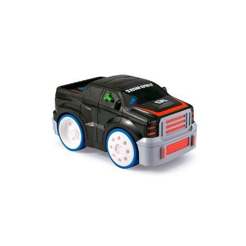 20001-Carrinho-Toque-e-Anda-Veiculos-Tunados-Pick-Up-Preta-Pura-Diversao-Yes-Toys