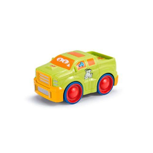 20001-Carrinho-Toque-e-Anda-Veiculos-Tunados-Pick-Up-Verde-Pura-Diversao-Yes-Toys