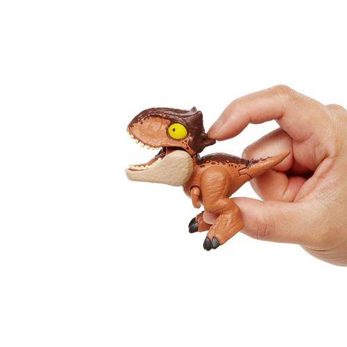 GGN26-HBX40-Mini-Figura-Colecionavel-Jurassic-World-Snap-Squad-Carnotaurus-Mattel-1