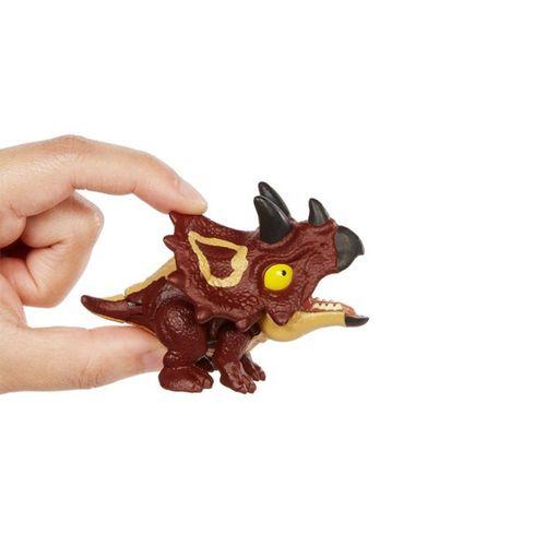 GGN26-HBX43-Mini-Figura-Colecionavel-Jurassic-World-Snap-Squad-Triceratops-Mattel-3