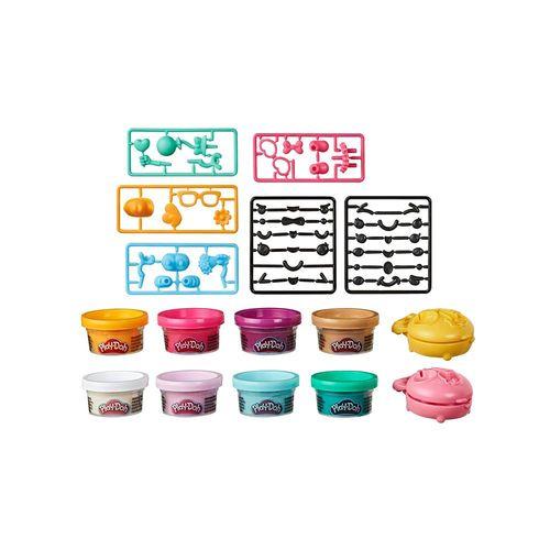 E9726-E9746-Massa-de-Modelar-Play-Doh-Casais-Perfeitos-Cupcake-com-Macaron-Hasbro-1