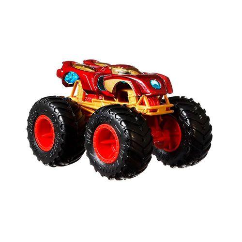 FYJ44-Carrinho-Hot-Wheels-Monster-Truck-Iron-Man-Marvel-Mattel-1