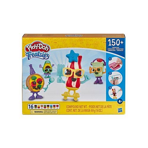 E9727-E9748-Massa-de-Modelar-Play-Doh-Mesa-para-4-Bacon-Abacate-Suco-e-Pizza-Hasbro-2