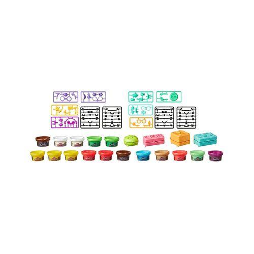 E9727-E9748-Massa-de-Modelar-Play-Doh-Mesa-para-4-Bacon-Abacate-Suco-e-Pizza-Hasbro-1