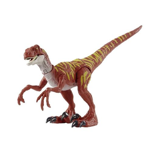 GCR54-HBX31-Figura-Dinossauro-Velociraptor-Ataque-Selvagem-Jurassic-World-Mattel-1