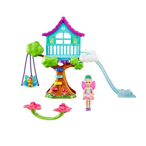 GTF49-Playset-e-Boneca-Barbie-Dreamtopia-Chelsea-Casa-na-Arvore-Mattel-6