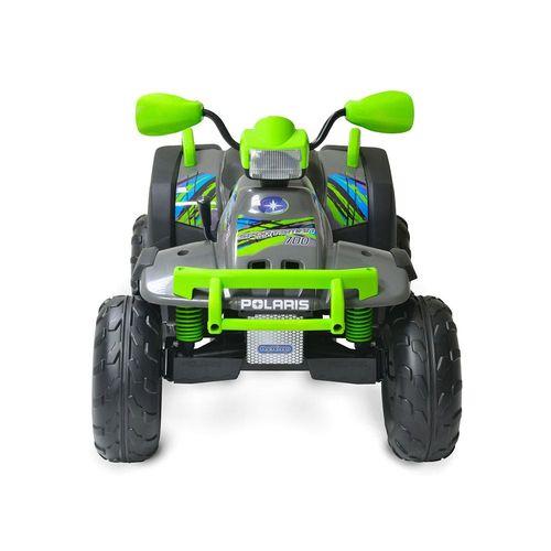 IGOD0100-Mini-Quadriculo-Eletrico-Infantil-Polaris-Sportsman-700-Twin-Verde-12-Volts-Peg-Perego-2