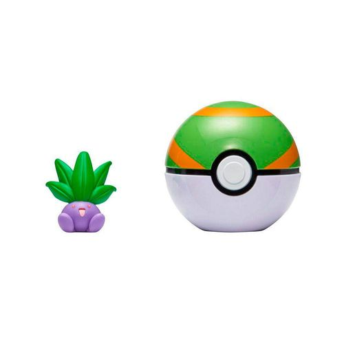 2606-Mini-Figura-Pokemon-Clip--N--Go-Oddish-e-Nest-Ball-Sunny-1