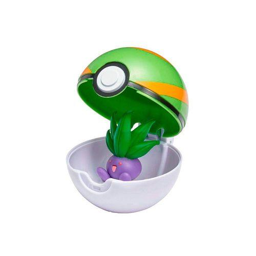 2606-Mini-Figura-Pokemon-Clip--N--Go-Oddish-e-Nest-Ball-Sunny-2