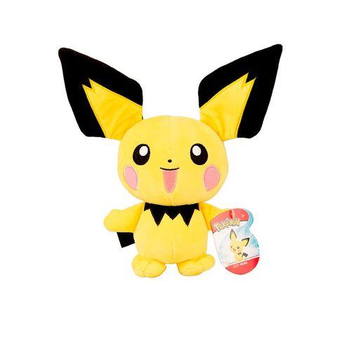 2608-Pelucia-Pokemon-Pichu-20-cm-Sunny-1