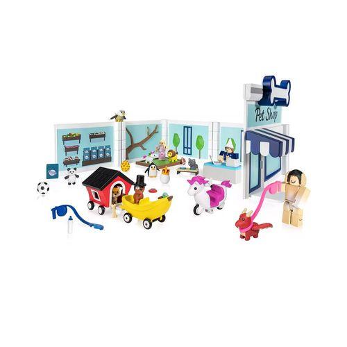 2216-Playset-Roblox-com-Figuras-Adopt-Me-Pet-Store-Sunny-1
