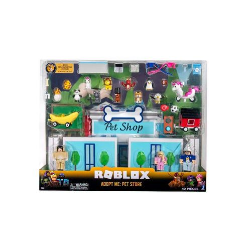 2216-Playset-Roblox-com-Figuras-Adopt-Me-Pet-Store-Sunny-2