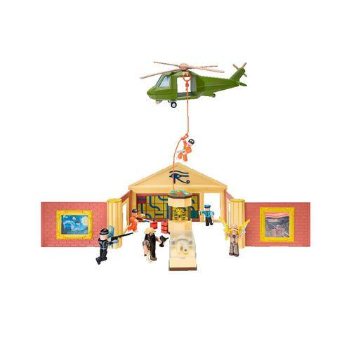 2217-Playset-Roblox-com-Figuras-Jailbreak-Museum-Heist-Sunny-1