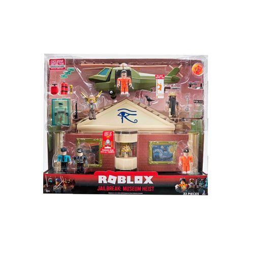 2217-Playset-Roblox-com-Figuras-Jailbreak-Museum-Heist-Sunny-2