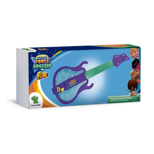 F0005-5-Guitarra-Musical-Infantil-com-Luzes-Power-Rockers-Fun-1