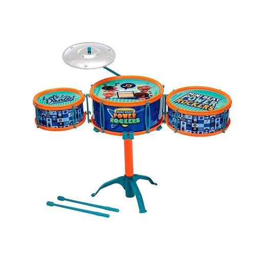 F0005-3-Bateria-Musical-Infantil-Power-Rockers-Fun-2