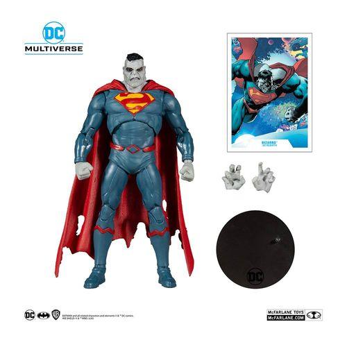 F0059-7-Figura-Colecionavel-Superman-Bizarro-DC-Rebirth-DC-Multiverse-Fun-3
