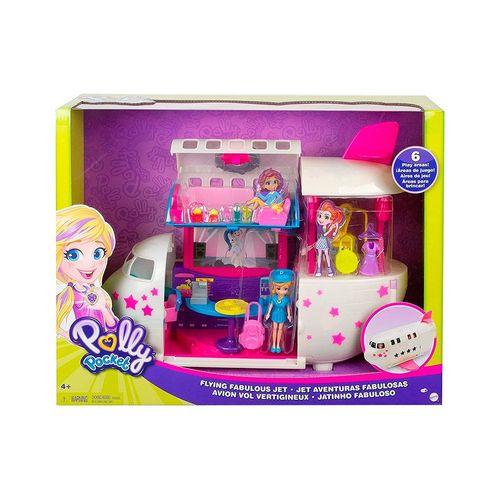 GKL62-Playset-Polly-Pocket-Jatinho-Fabuluso-Mattel-2