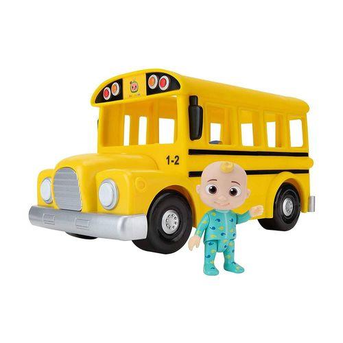 3305-Veiculo-Musical-com-Mini-Figura-Cocomelon-Onibus-Escolar-Amarelo-Candide-1