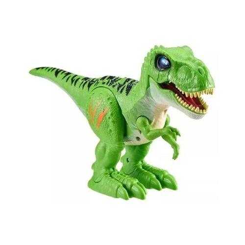 1113-Figura-com-Movimento-e-Som-T-Rex-Verde-Robo-Alive-Candide-1