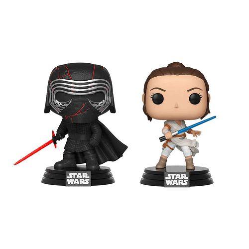 11524-Funk-Pop--Star-Wars-Kylo-Ren-Supreme-Leader-e-Rey-Ascensao-Skywalker-2Pack-308-e-307-2