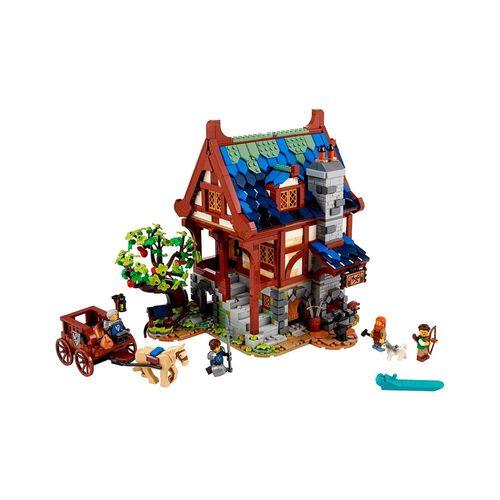 21325-LEGO-Ideas-Ferreiro-Medieval-21325-2