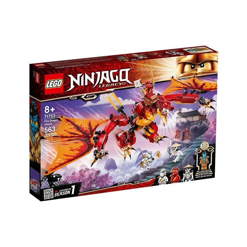 LEGO-Ninjago-Ataque-do-Dragao-do-Fogo-71753-1