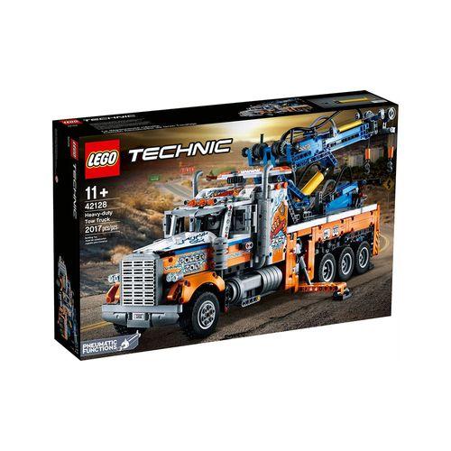 LEGO-Technic-Caminhao-Rebocador-de-Carga-Pesada-42128-1