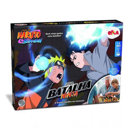 Jogo-de-Tabuleiro-Batalha-Ninja-Naruto-Shippuden-Elka-1