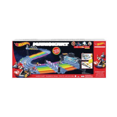 Pista-Hot-Wheels-Mario-Kart-Rainbow-Road-Mattel-MATGXX41-1