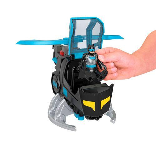 GYC72-Imaginext-DC-Super-Amigos-Batcopter-Bat-Tech-Fisher-Price-1