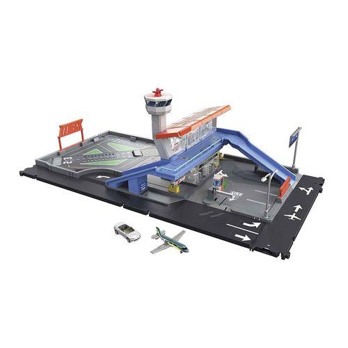 Pista-Matchbox-Conjunto-Action-Drivers-Airport-Adventure-Mattel-2