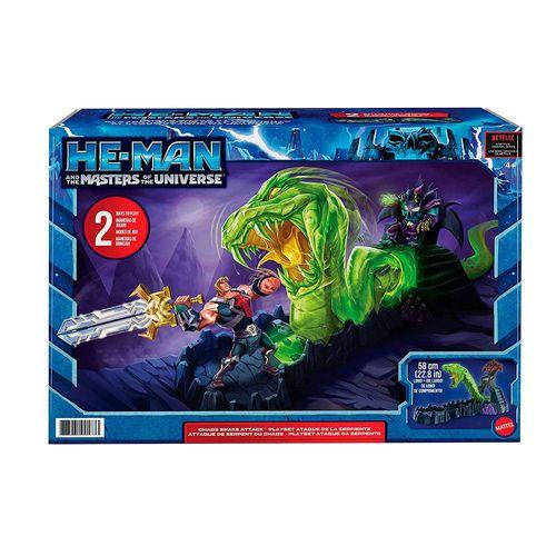 HBL79-Playset-He-Man-Masters-of-the-Universe-Ataque-da-Serpente-Mattel-1