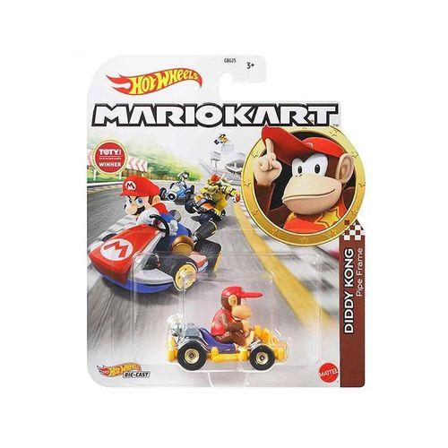GBG25-Carrinho-Hot-Wheels-Mario-Kart-Diddy-Kong-Pipe-Frame-Mattel-1